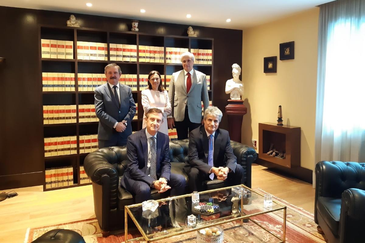 afec y fedaoc firman un convenio de colaboracin en materia de seguridad industrial