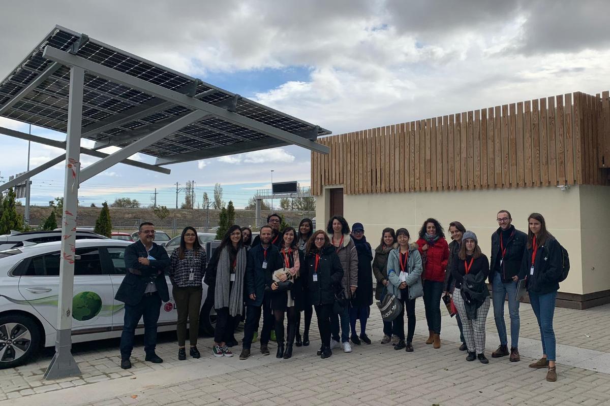 el instituto de energa solar conoce en profundidad la lg smart green home