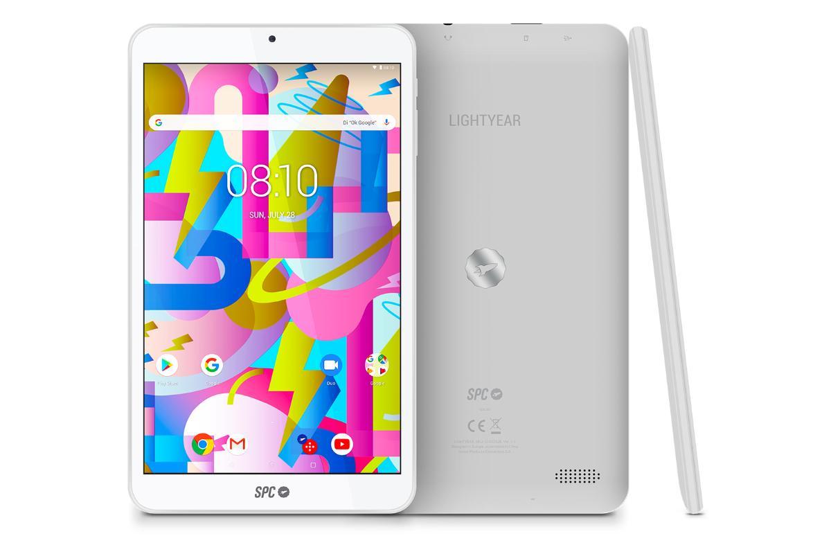 spc lanza lightyear una tablet orientada al pblico ms joven
