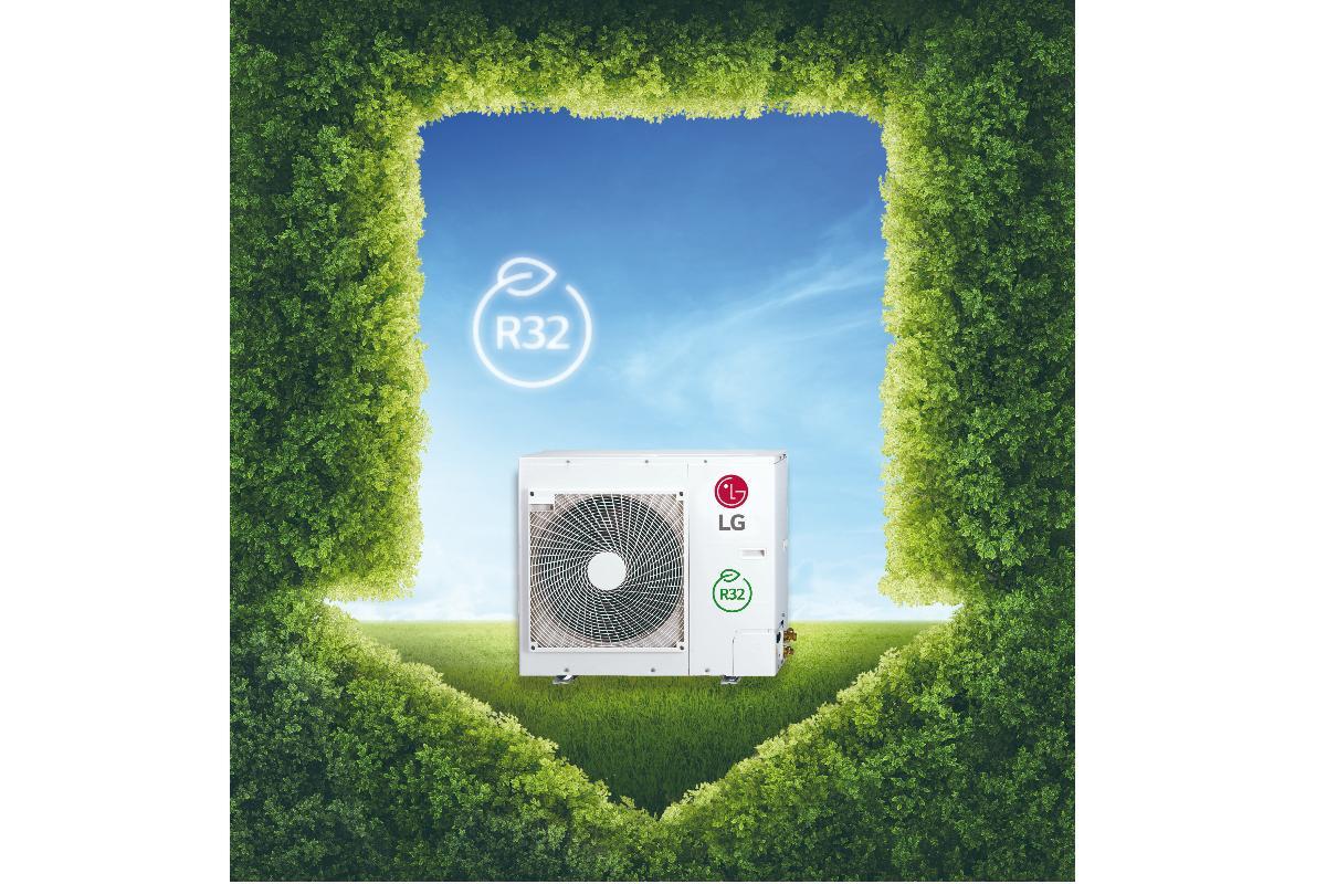 multi v s de lg un sistema compacto y ligero de climatizacin de vrf con refrigerante r32