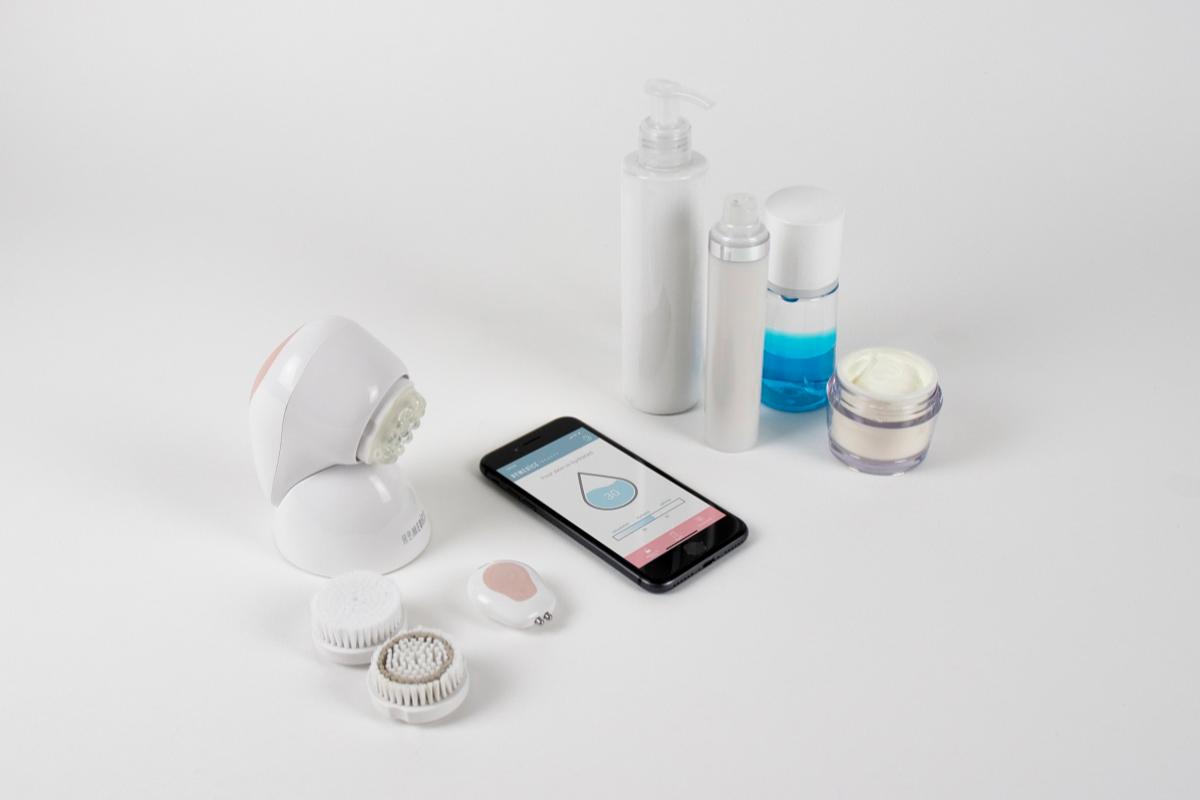 nuevo-limpiador-facial-multisonico-de-homedics-que-analiza-tu-piel-con-tan-solo-pulsar-un-boton