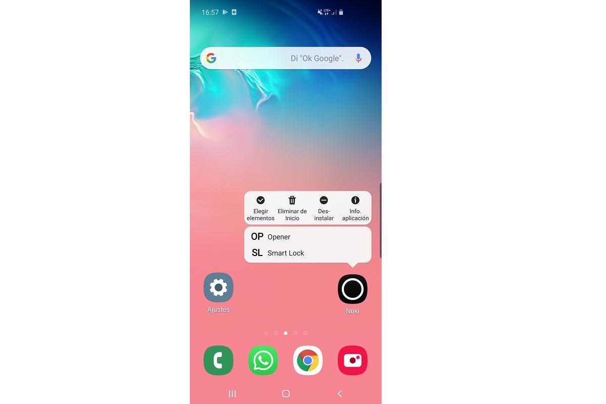 nuki todava ms accesible para los usuarios de android con sus nuevos widgets