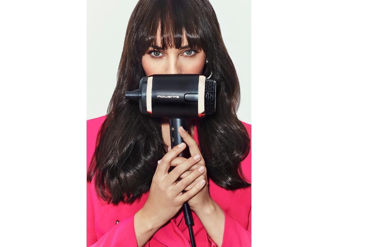rowenta lanza ultimate experience un secador que realza el brillo natural del cabello