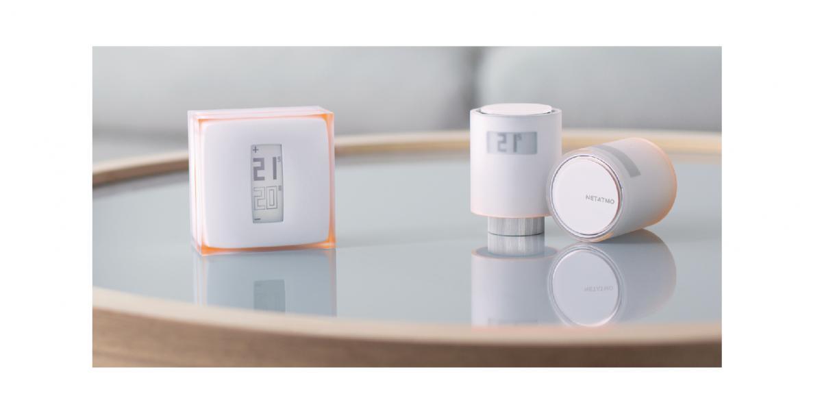 protege tu hogar con el detector de humo y el sistema de alarma con vdeo de netatmo