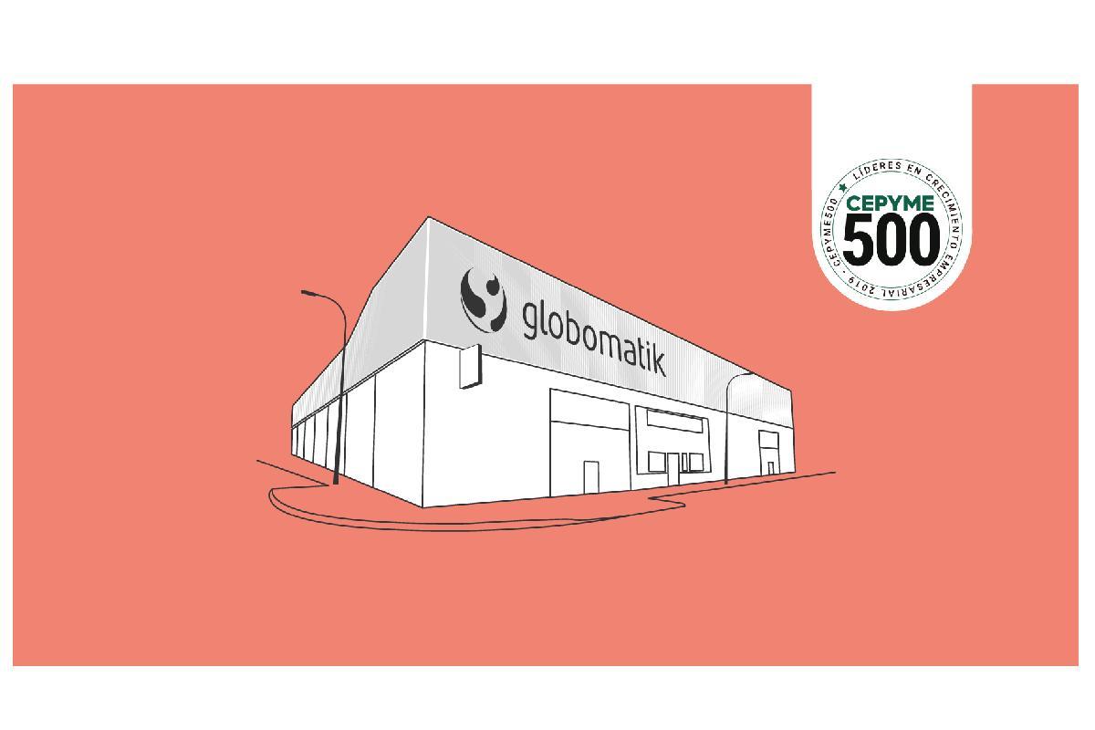 globomatik reconocida por cepyme por estar entre las 500 pymes que ms crecen en espaa