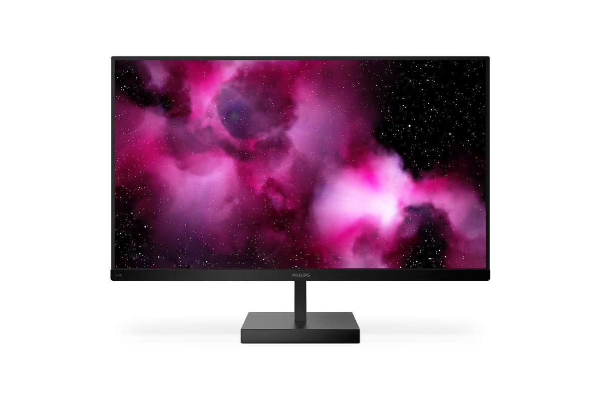 philips 276c8 de mmd el monitor de esttica elegante con precisin de color y de la imagen