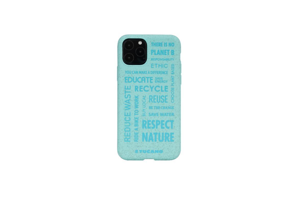 tucano ecover la funda ecolgica y semirrgida para proteger tu iphone11 all donde vayas