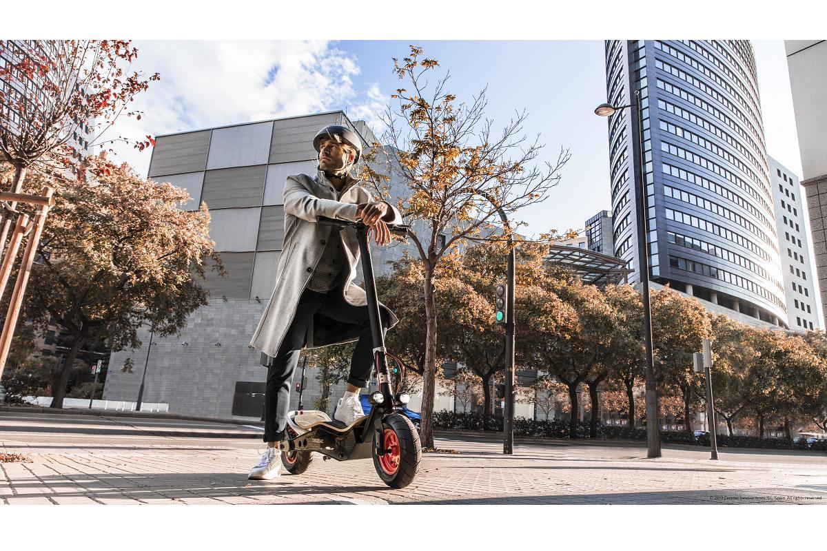 cecotec reinventa la movilidad elctrica con la nueva gama bongo