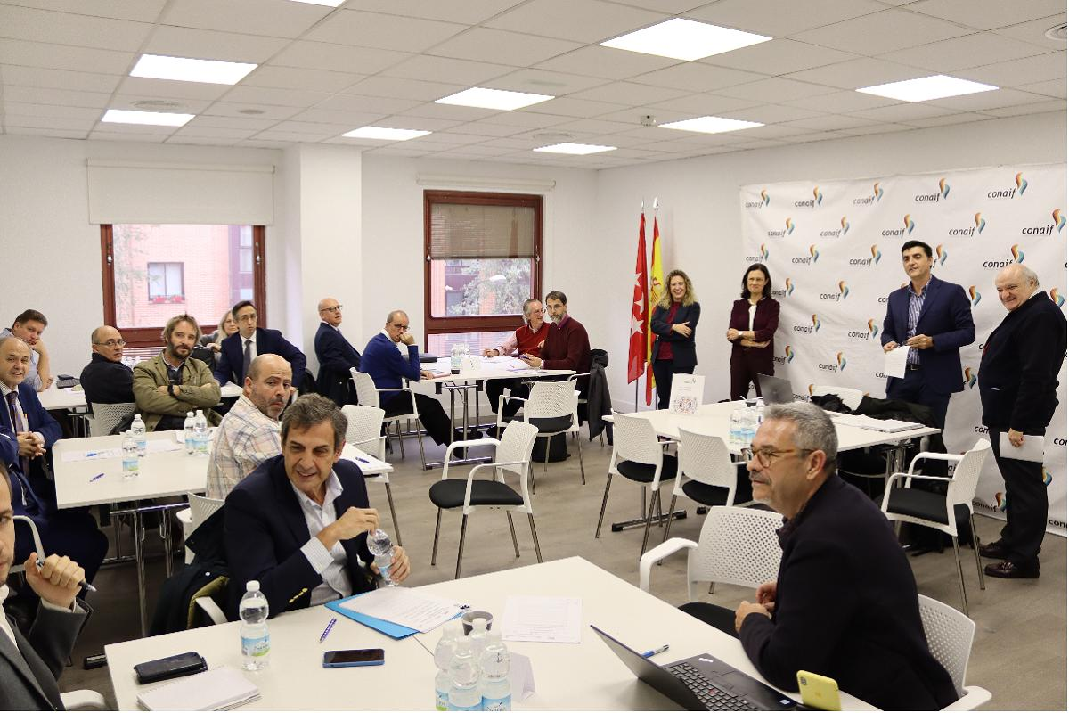 expertos en climatizacin se renen para las conclusiones finales del workshop commissioning
