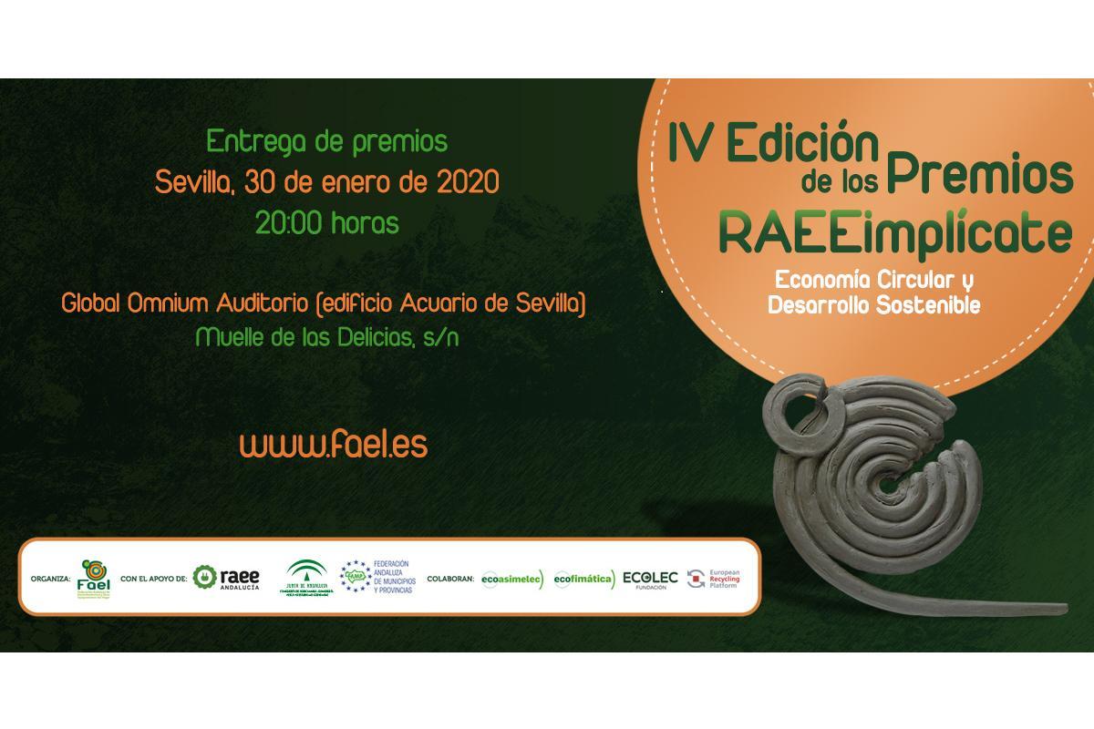 fael celebrar la entrega de los iv premios raeeimplicate el 30 de enero