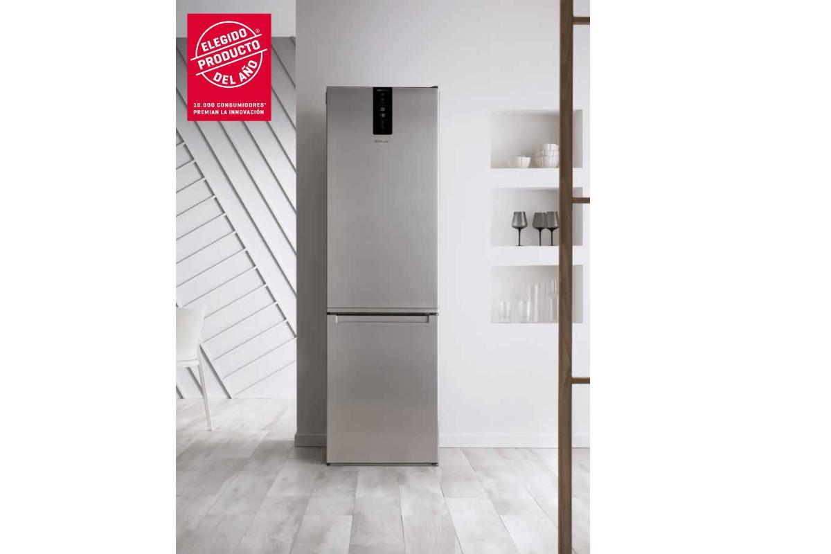 los frigorficos dual nofrost de whirlpool elegidos producto del ao 2020