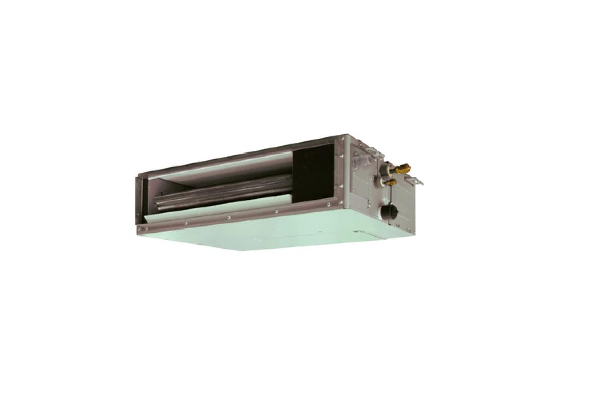 mini la de fujitsu conductos compactos silenciosos y eficientes
