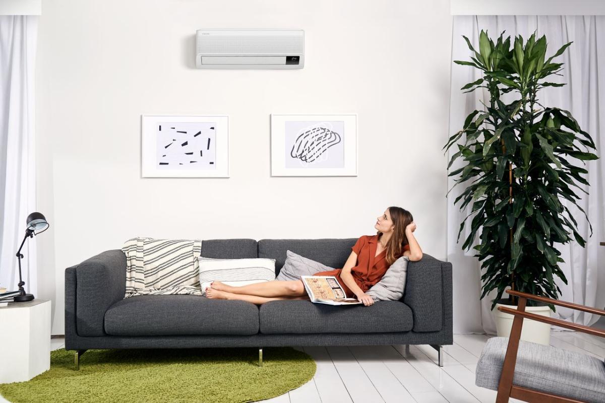 nueva gama samsung windfreesuptmsup enfriamiento en tres pasos e inteligencia artificial