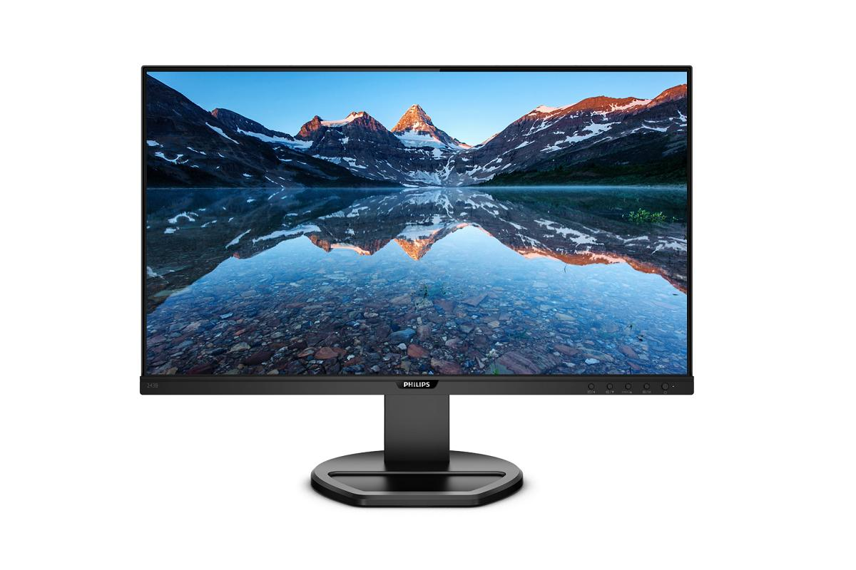 philips 243b9 el monitor full hd con tecnologa ips y usbc