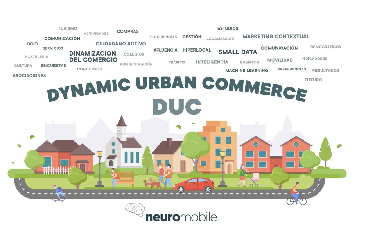duc la plataforma con big data para el comercio local