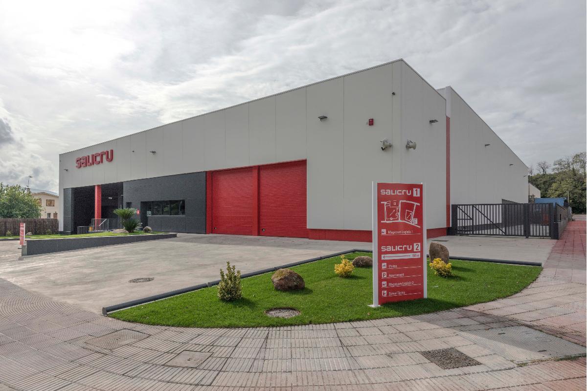 salicru inaugura su nuevo almacn logstico y de distribucin en barcelona