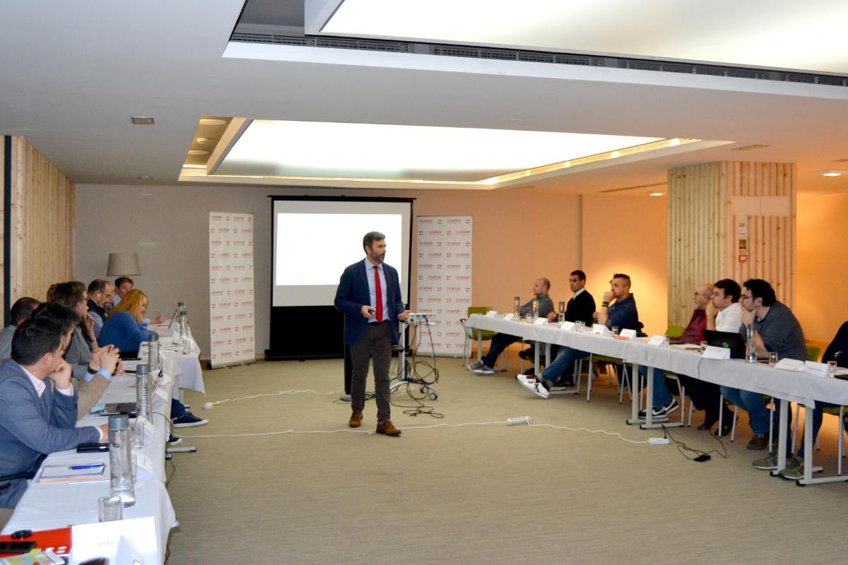 cenor rene a socios y proveedores en su convencin anual en asturias
