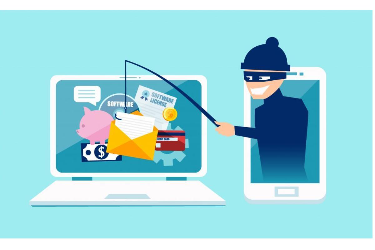 cinco consejos para evitar el phishing
