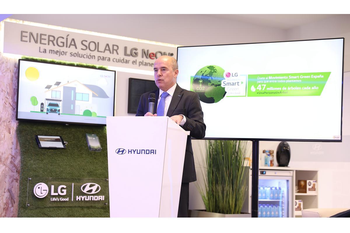 lg colabora con hyundai para impulsar eco store el concesionario verde