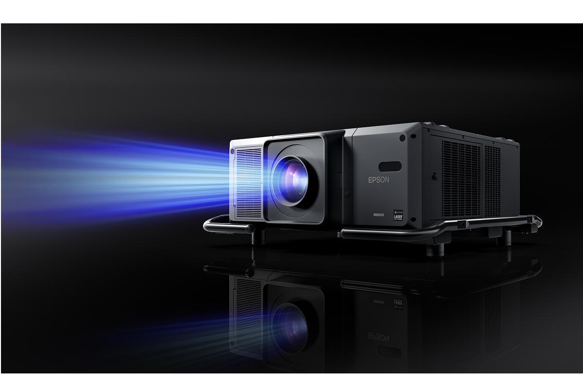 epson exhibe su nuevo proyector lser ebl30000u de 30000 lmenes en ise 2020