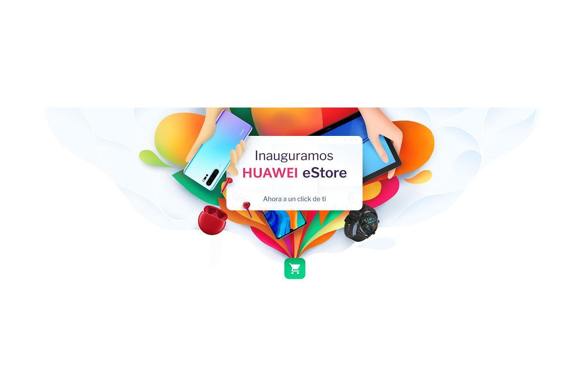 huawei estore la tienda online oficial de huawei abre en espaa este 2 de marzo