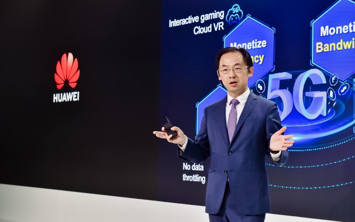 huawei prev invertir 20 millones de dlares en aplicaciones 5g