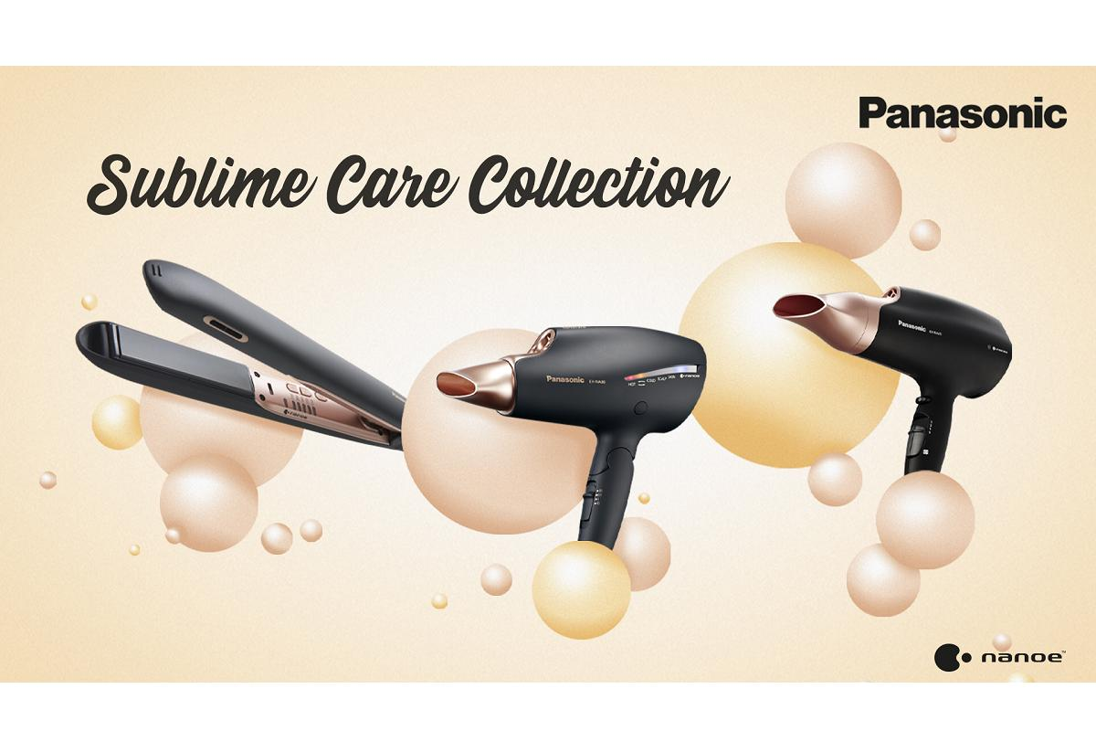 mima e hidrata tu cabello con sublime care collection de panasonic