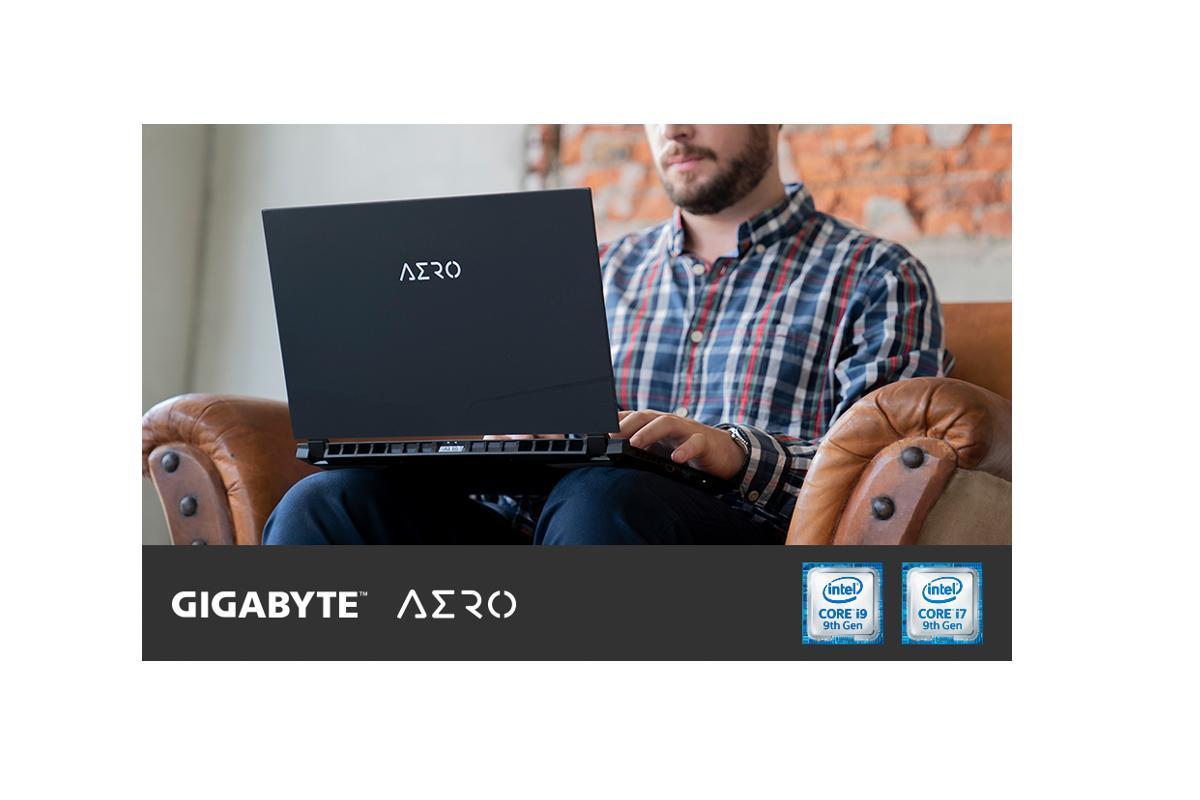 porttiles aero de gigabyte con calibracin del color alto rendimiento y portabilidad