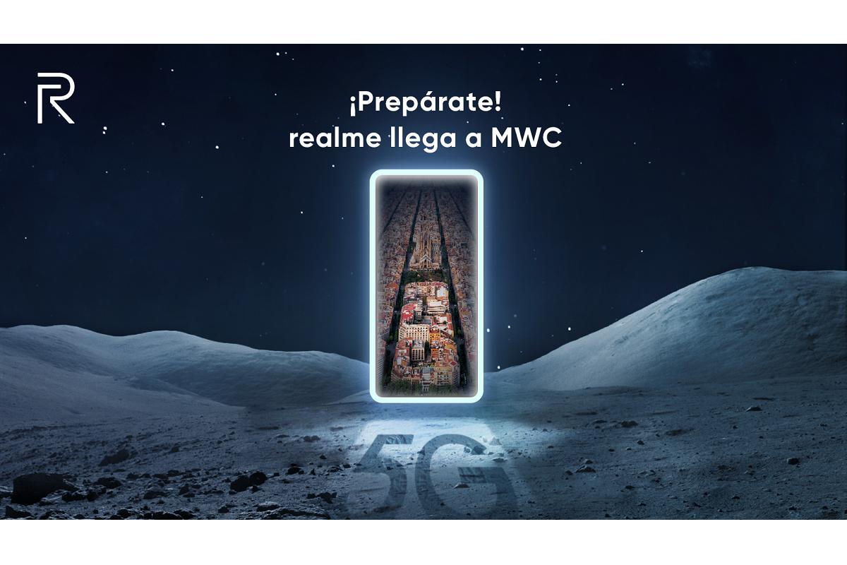 realme realizar su lanzamiento mundial en el mobile world congress 2020