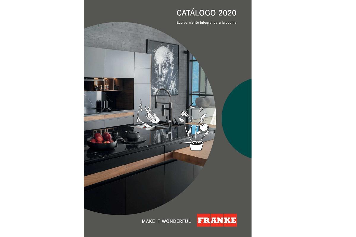 el catlogo general de franke estar disponible a partir del 1 de abril