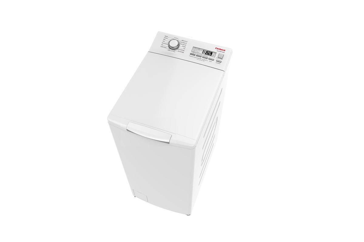 corber lanza clacsm7520d la lavadora de carga superior 75kg y 1200 rpm