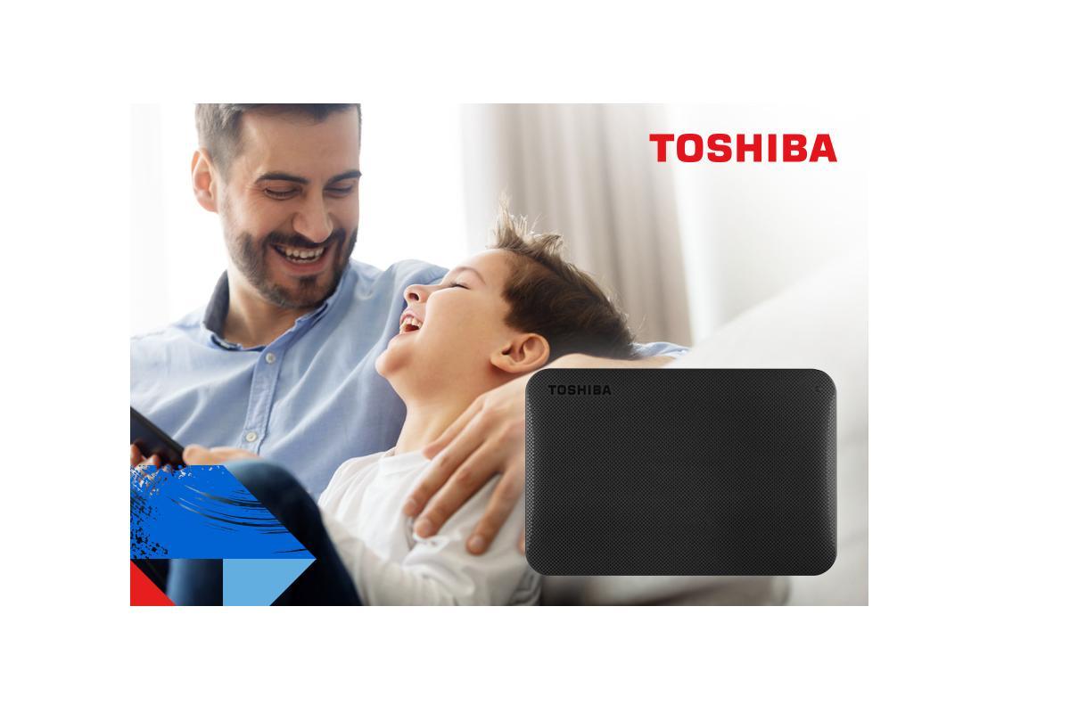 canvio ready de toshiba un dispositivo rpido y seguro de hasta 4tb de almacenamiento