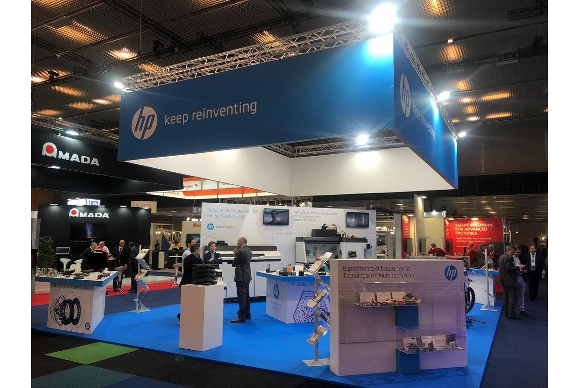 hp desembarca en advanced factories 2020 con soluciones de impresin 3d para empresas