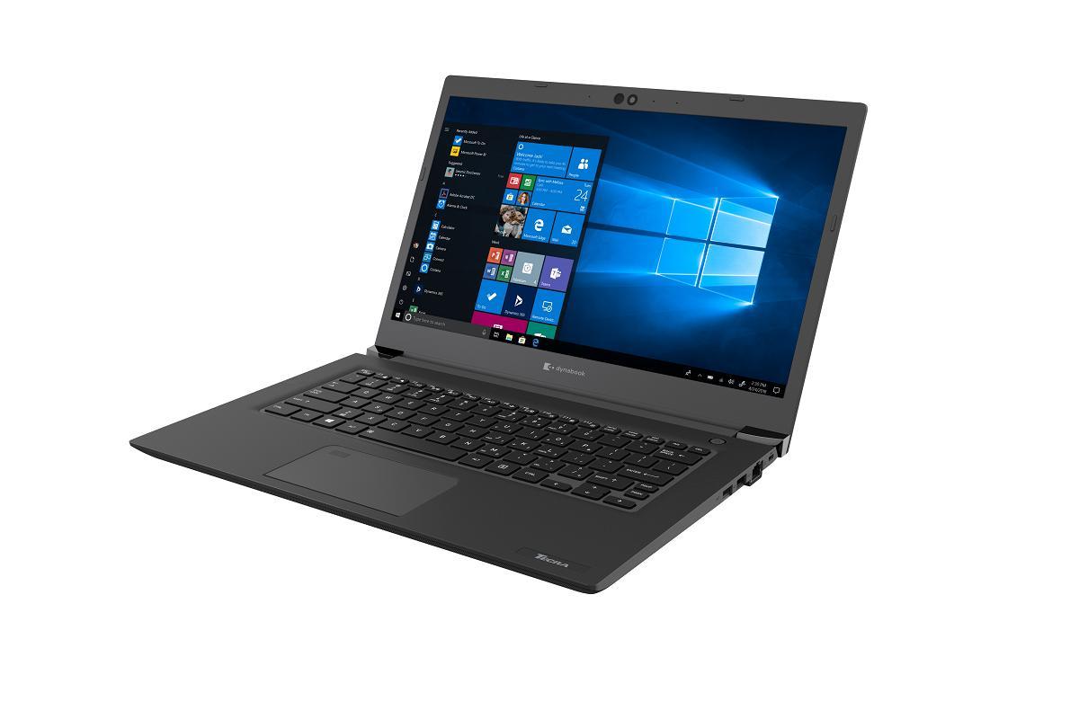 dynabook tecra a40g el porttil de 14 con procesador intel core de 10 generacin