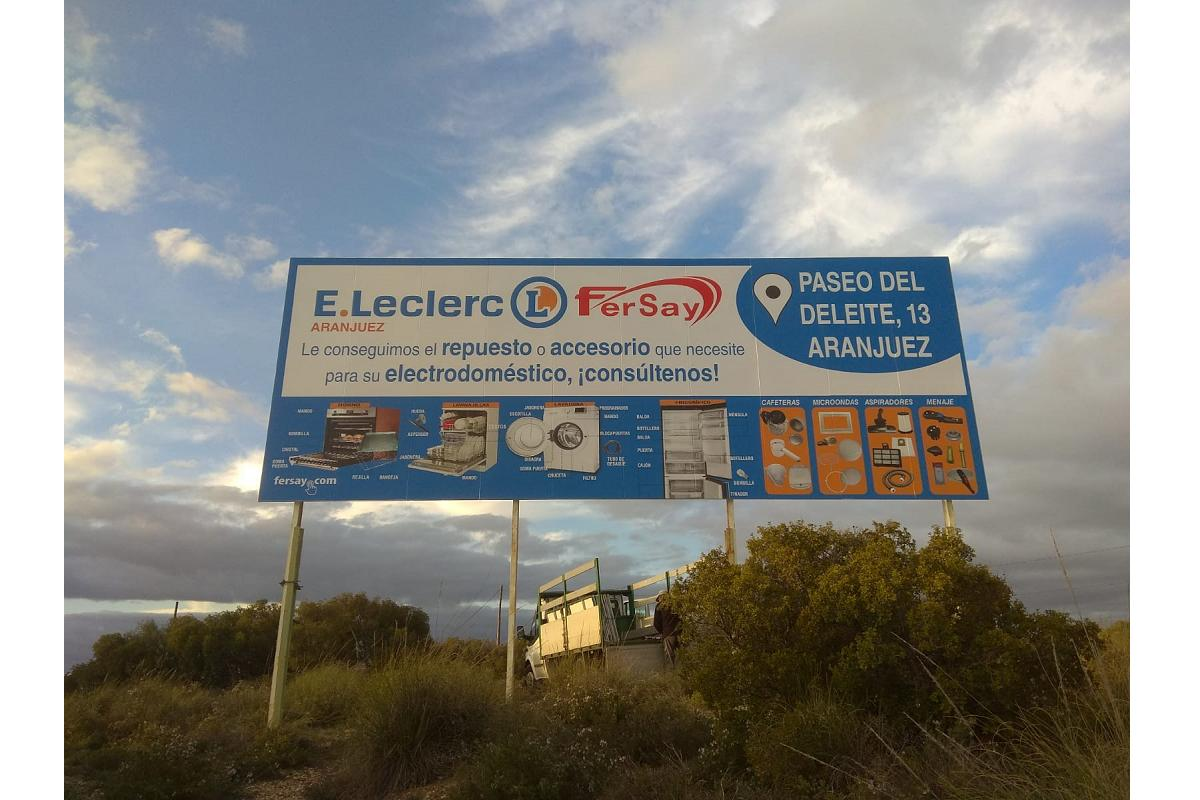 fersay inaugura su segundo corner en un establecimiento eleclerc
