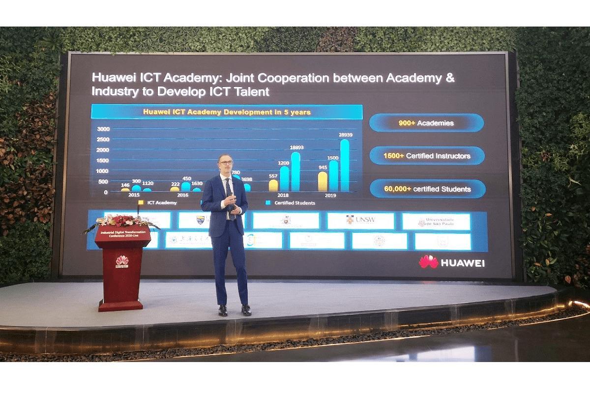 huawei renueva el programa ict academy para formar a 2 millones de profesionales en 5 aos