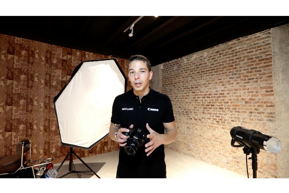 maneja la cmara como un profesional con los cursos en abierto de too many flash y canon