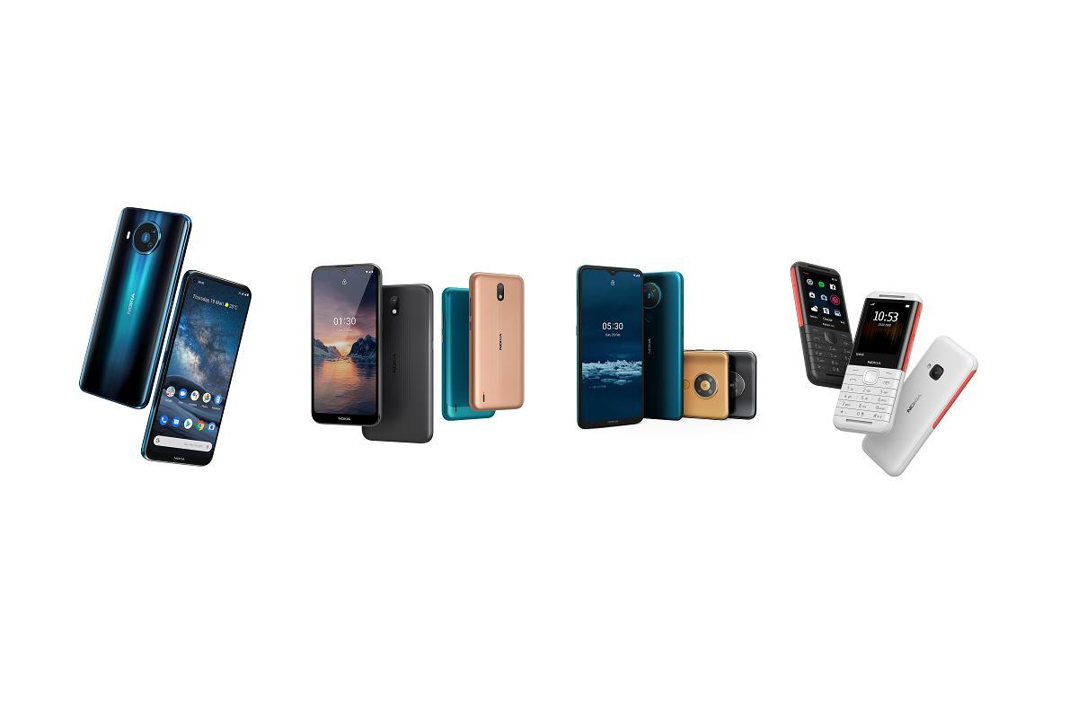 nokia 83 5g un smartphone global con cmara cudruple y conectividad 5g