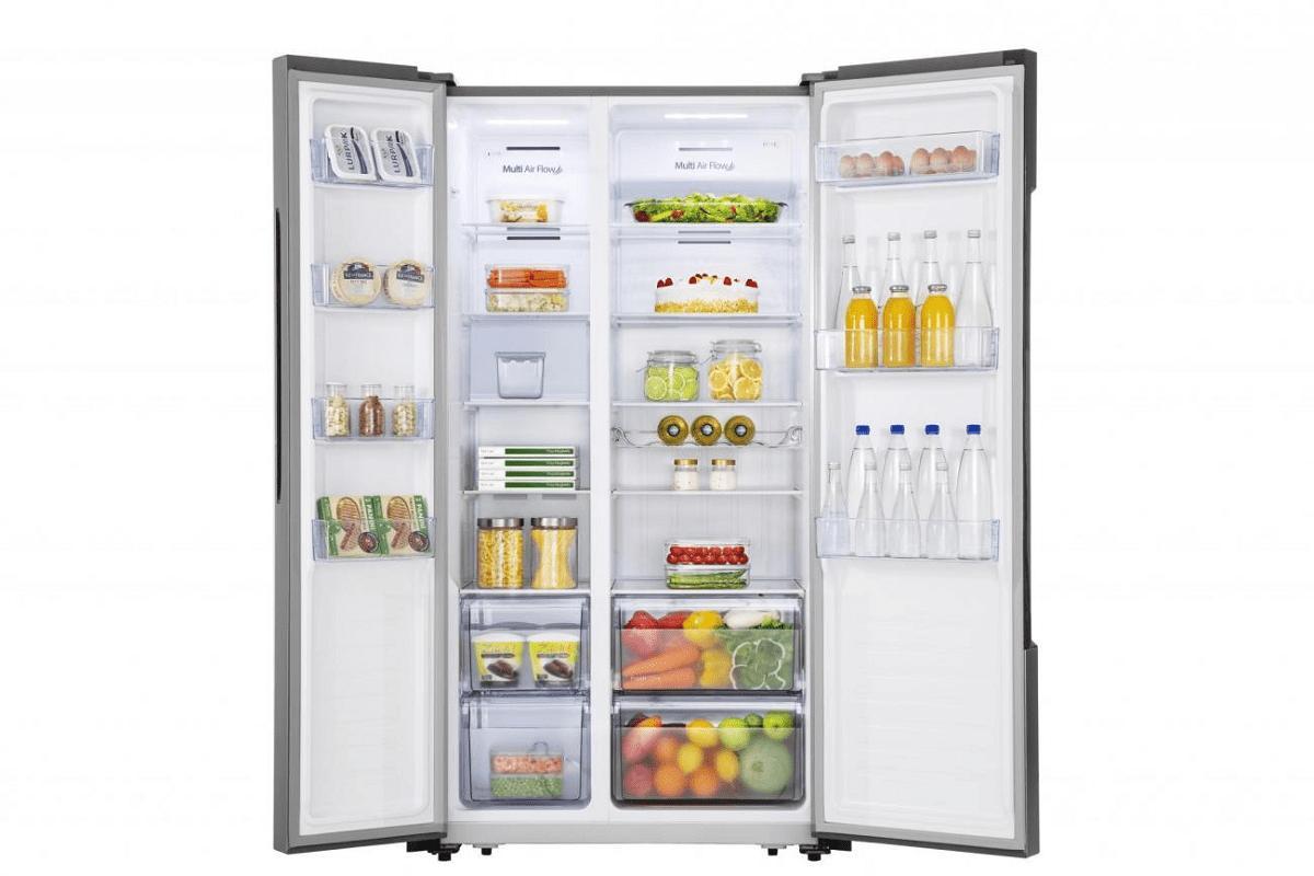 organiza y optimiza el espacio de tu frigorfico con ayuda de hisense