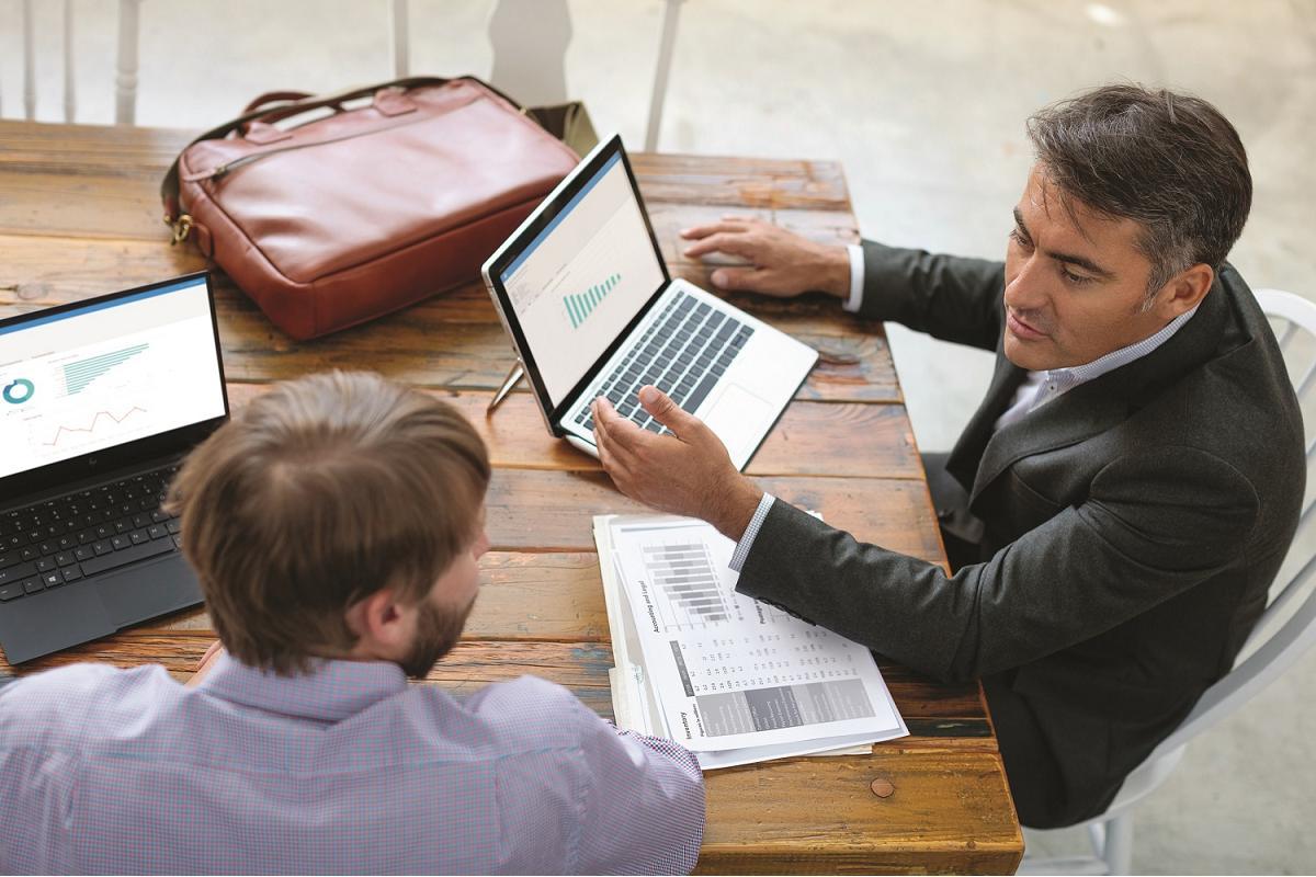 hp promueve la seguridad de empresas y trabajadores ante ciberataques