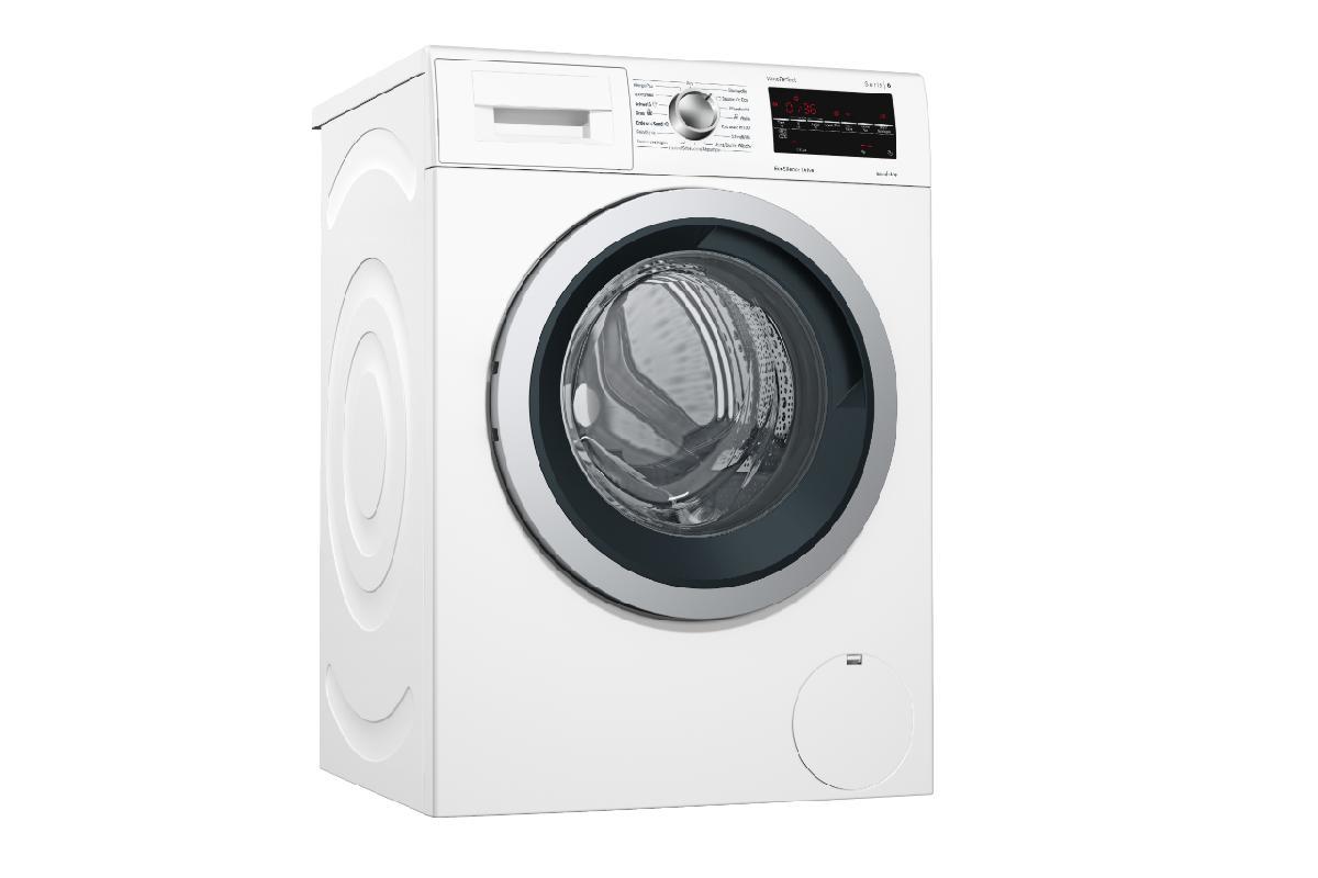 bsh retira lavadoras debido a un riesgo potencial de lesiones por el tambor interior