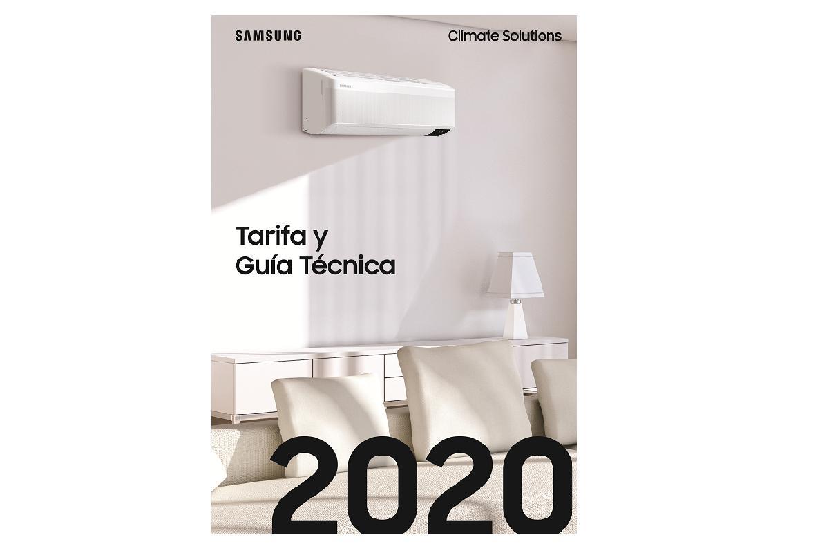 samsung climate solutions presenta su nueva tarifa 2020