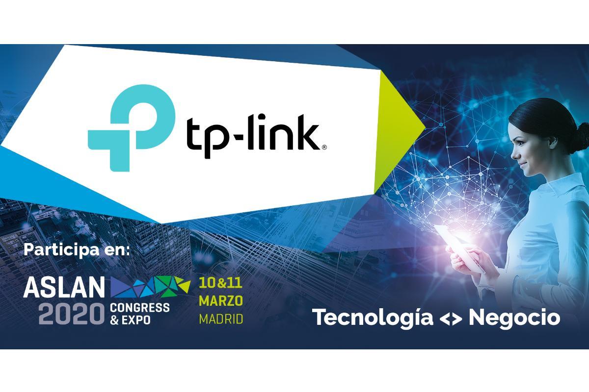 tplink en aslan 2020 con sus soluciones para wifi empresarial y operadores