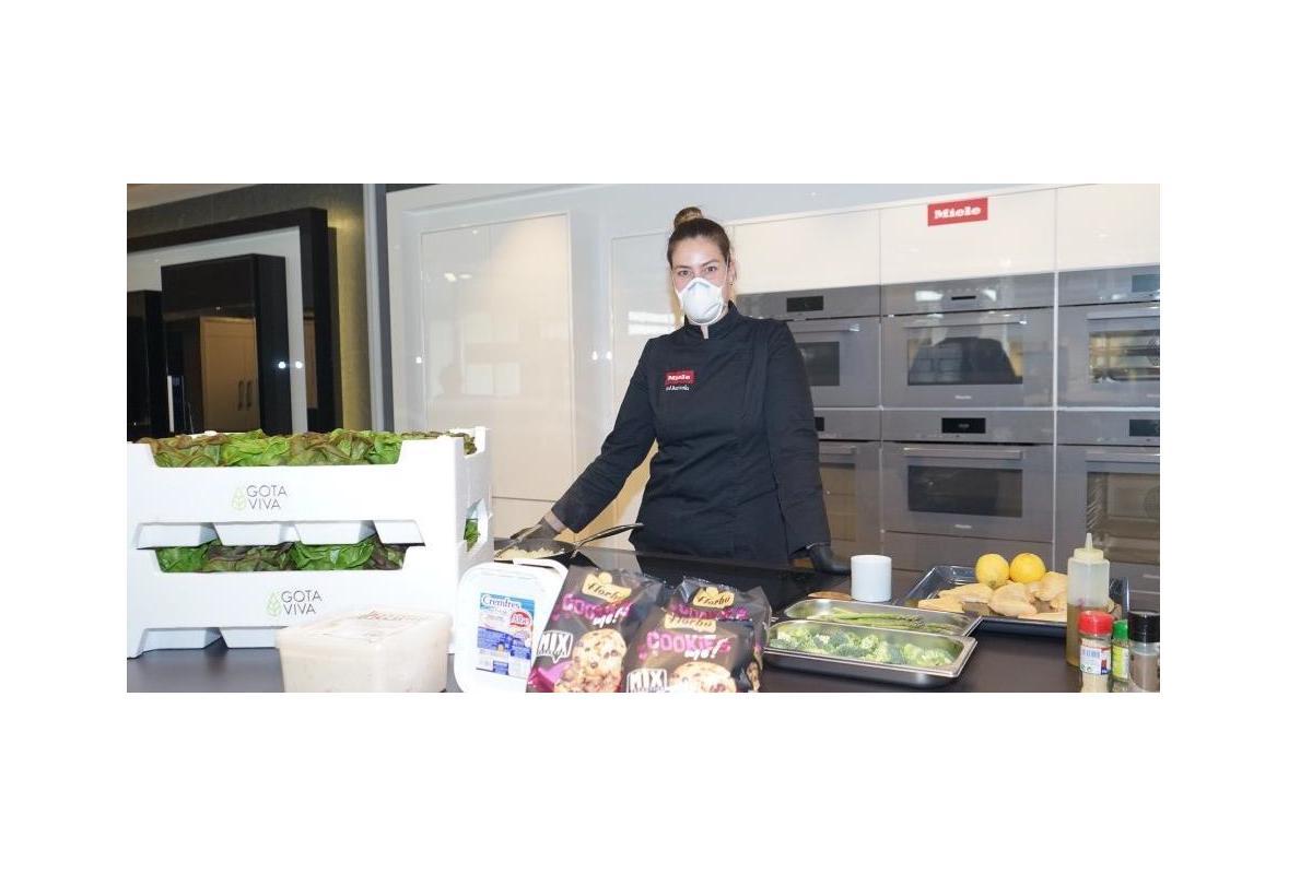 cocinas miele experience center de alcobendas a disposicin de las familias vulnerables
