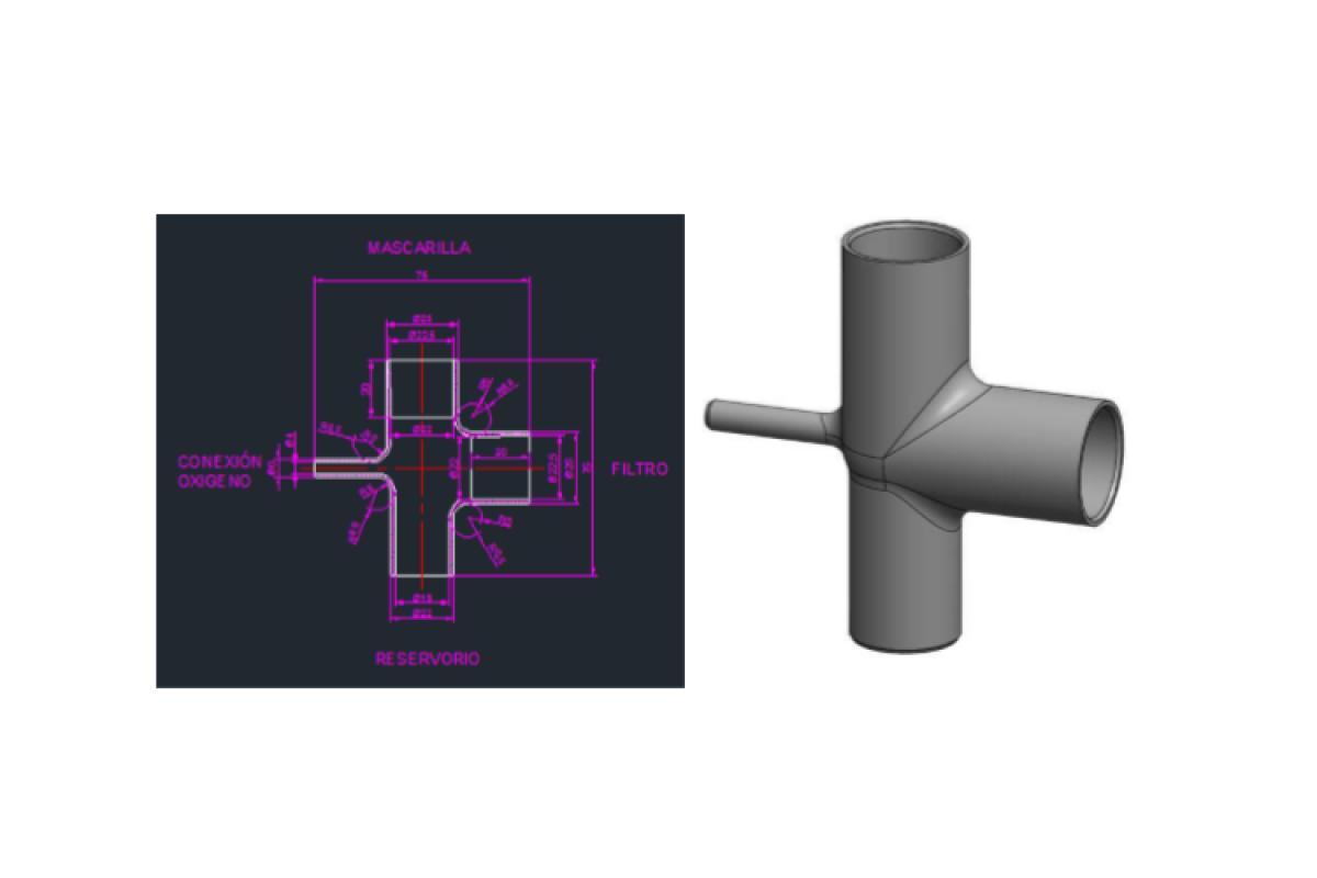 hp y hospital prncipe de asturias se alan para fabricar un dispositivo de oxigenacin