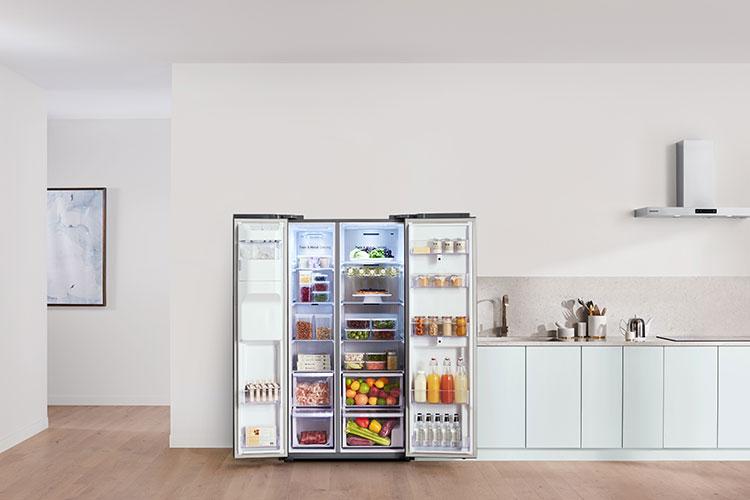 cmo limpiar en profundidad el frigorfico preservando la frescura de los alimentos por samsung