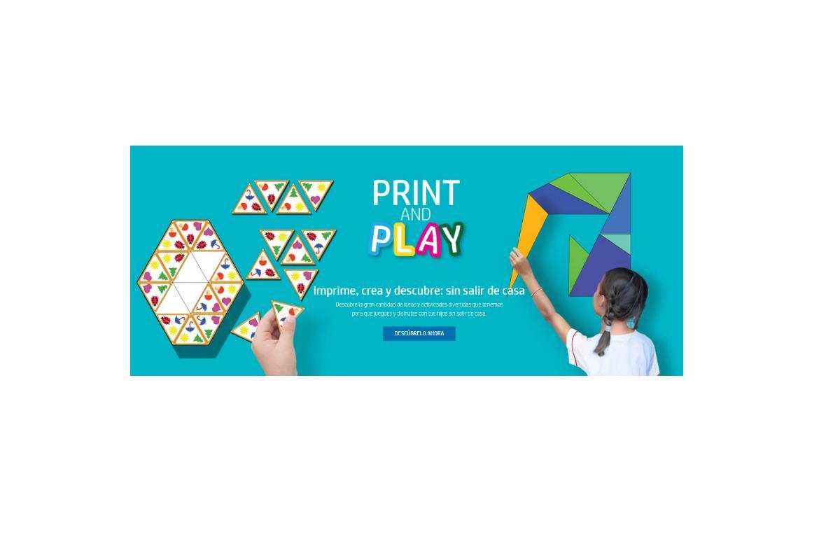 hp print play amp learn la plataforma gratuita para el aprendizaje en familia