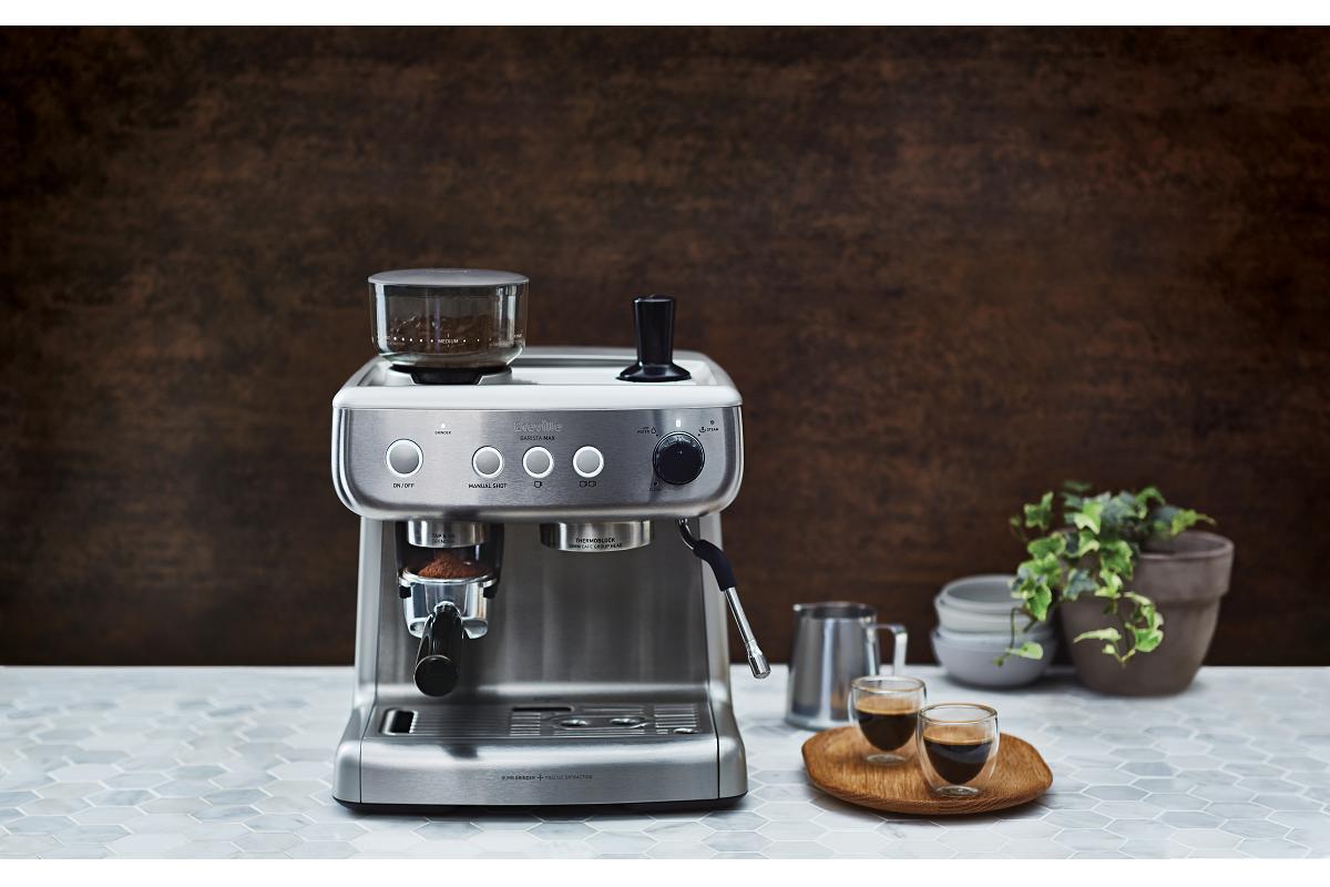 no renuncies al caf durante el teletrabajo disfruta de tu caf favorito con breville barista