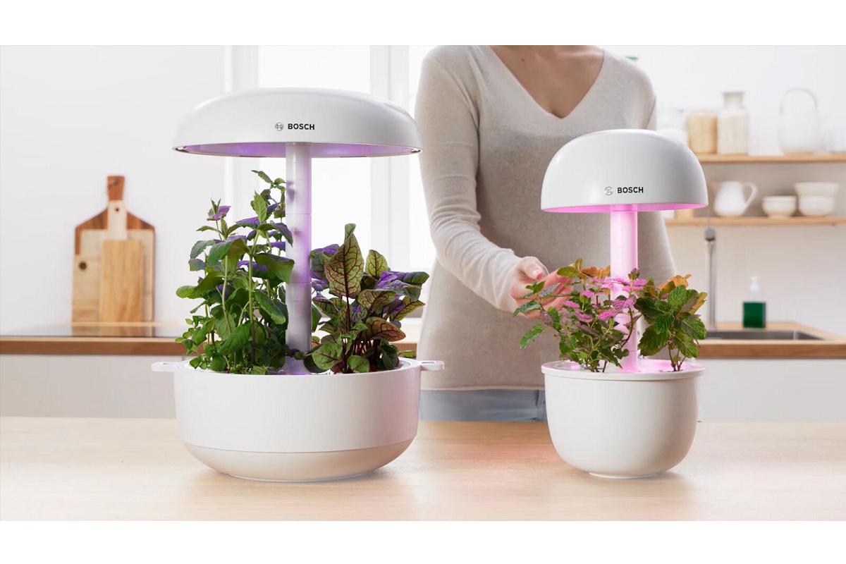 smartgrow de bosch electrodomsticos el huerto domstico para la cocina