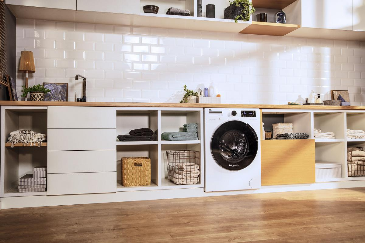 cmo limpiar la lavadora paso a paso y prolongar su vida til por beko